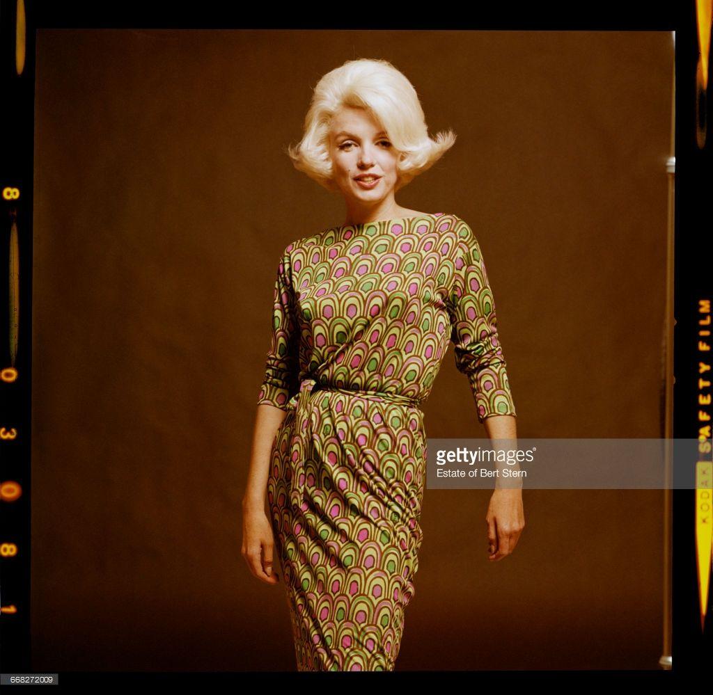 Marilyn Monroe The Last Sitting By Bert Stern Mulher E Looks