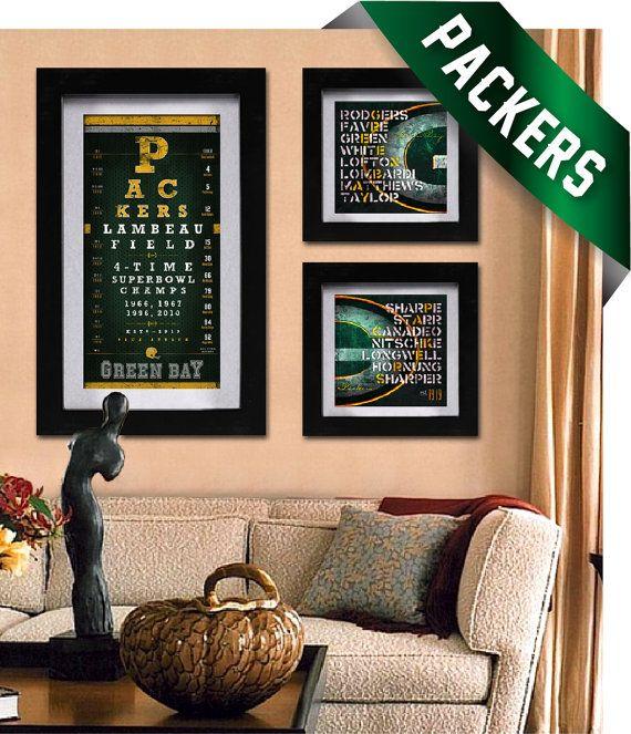 Green+Bay+Packers++3+pt.+Field+Goal+Combo++Eye+by+RetroLeague,+$49.50