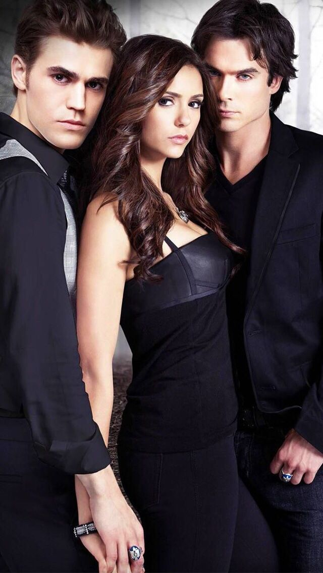 Both of them try there best to grab her attention vampire diaries the vampire diaries season 2 promotion tvd voltagebd Gallery