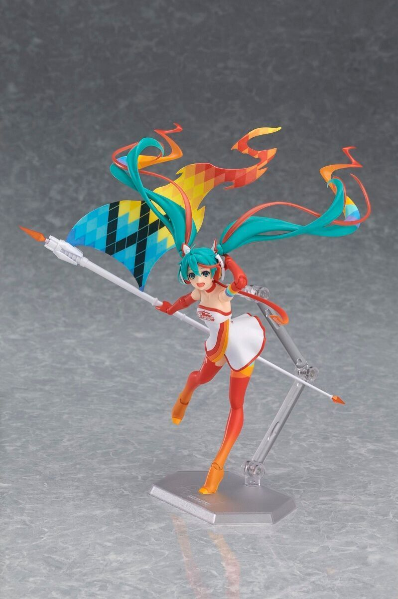Racing Miku 2016 Vocaloid Figma Figure animefigures