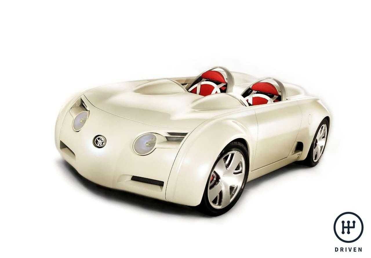 2003 Toyota CSandS Concept Toyota car models, Toyota