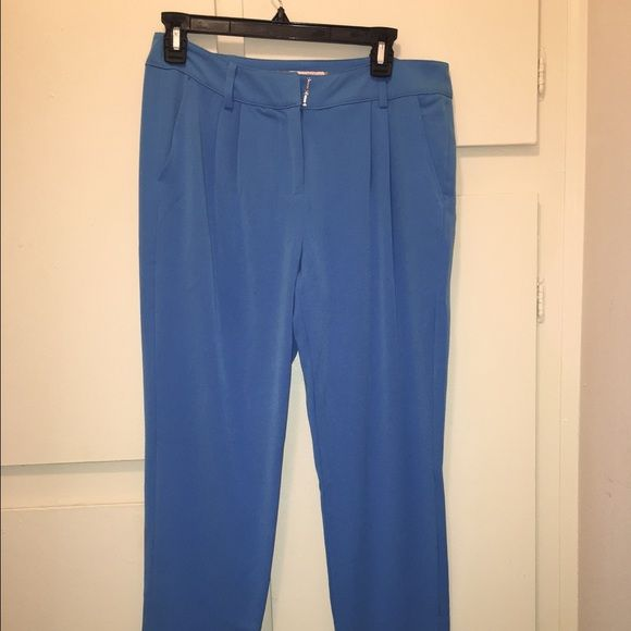 Straight leg trousers Simple and comfy. Unworn. Forever 21 Pants Trousers