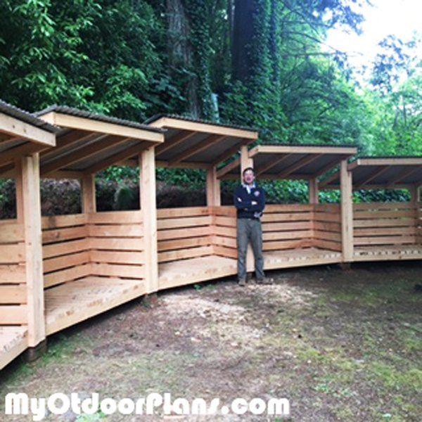 Diy Arc Woodshed Myoutdoorplans Free Woodworking Plans 400 x 300