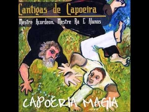 Mestre Acordeon/Mestre Ra: Cantigas de Capoeira — Official Website