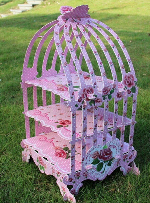 1745 aud 3 tier cupcake sandwich fairy cake stand