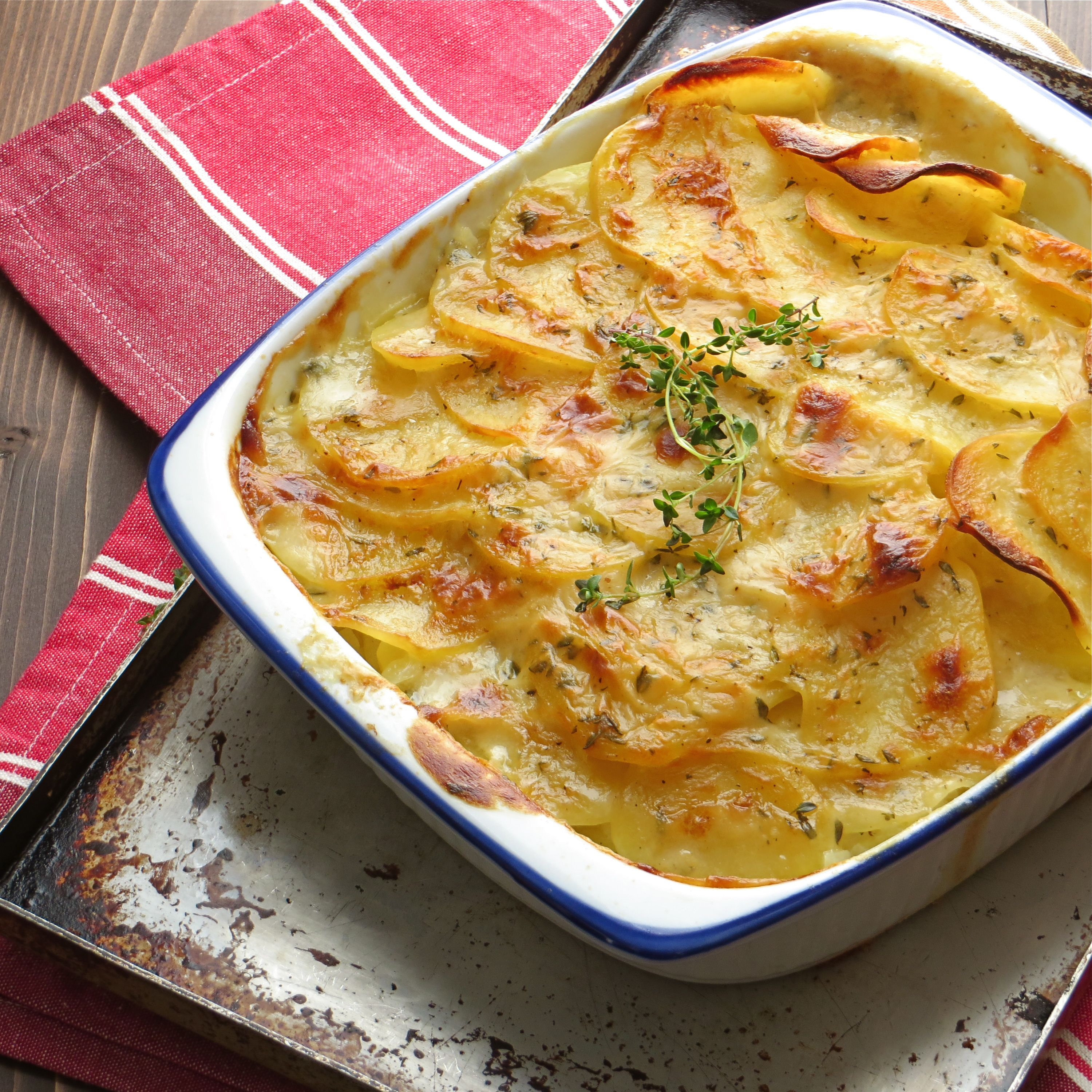 Scalloped Potatoes Better Homes And Gardens