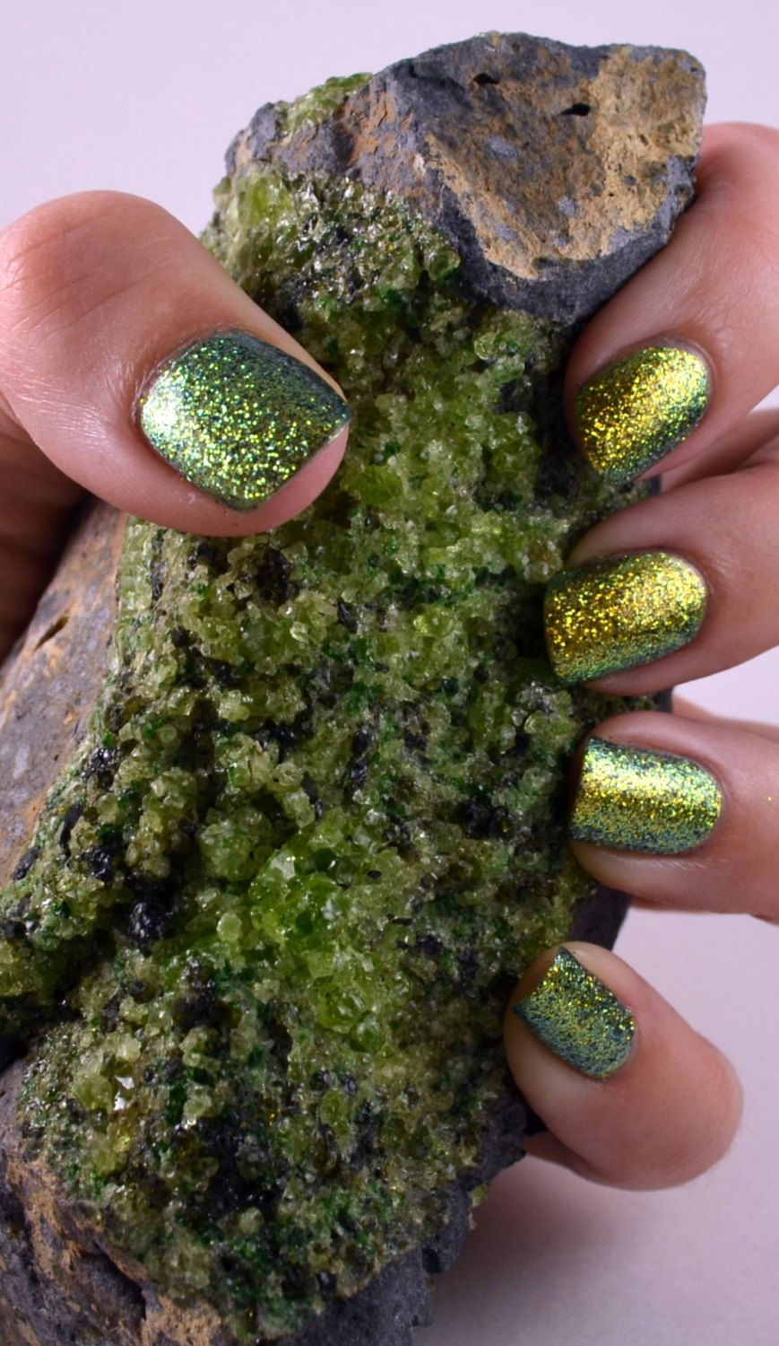 Galactica: A Multicolored shifting glitter nail lacquer by Digital ...
