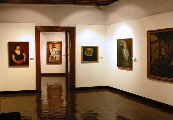 Museos México : Museo Casa Diego Rivera : Sistema de Información Cultural, CONACULTA
