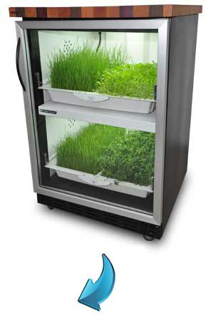 Urban Cultivator Home - I want this!