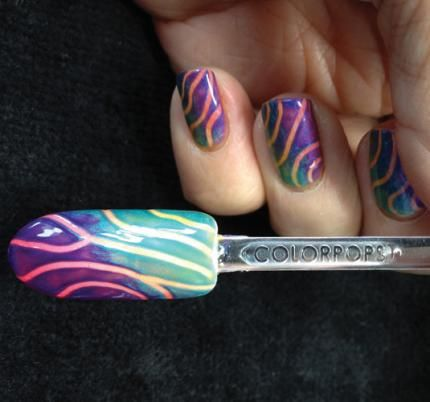 Nail Art Tutorial Nail Designs Nail Art How To Do Nail Etching