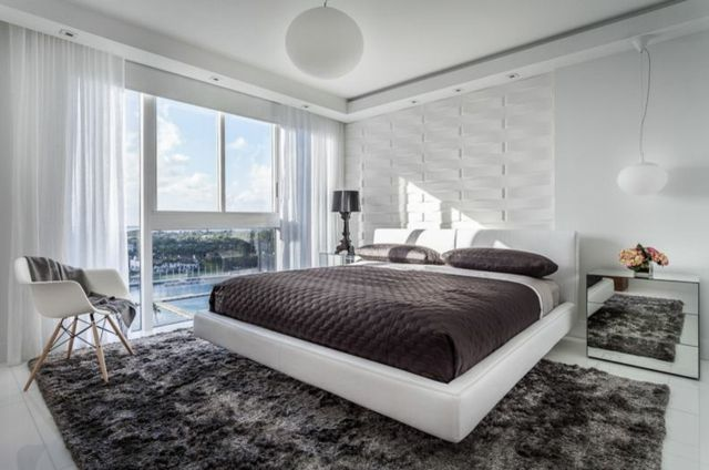 Bel appartement de vacances au design intérieur moderne