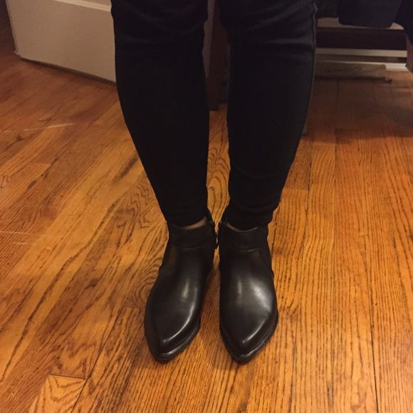 Additional Pics- Rag & Bone Aston Boot Modeled pics! Check other listing rag & bone Shoes Ankle Boots & Booties