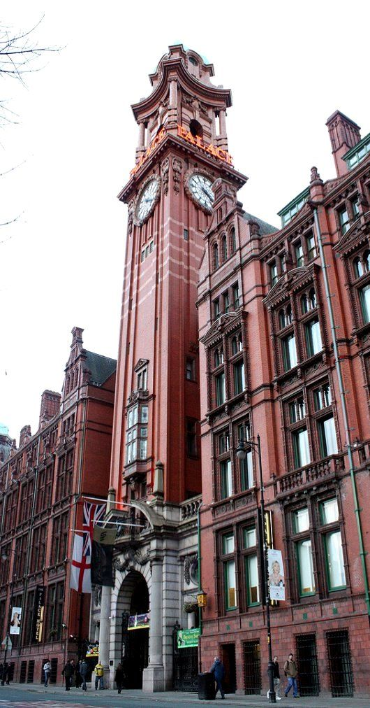 The Palace Hotel Manchester England United Kingdom 2010 Photograph By Danielle