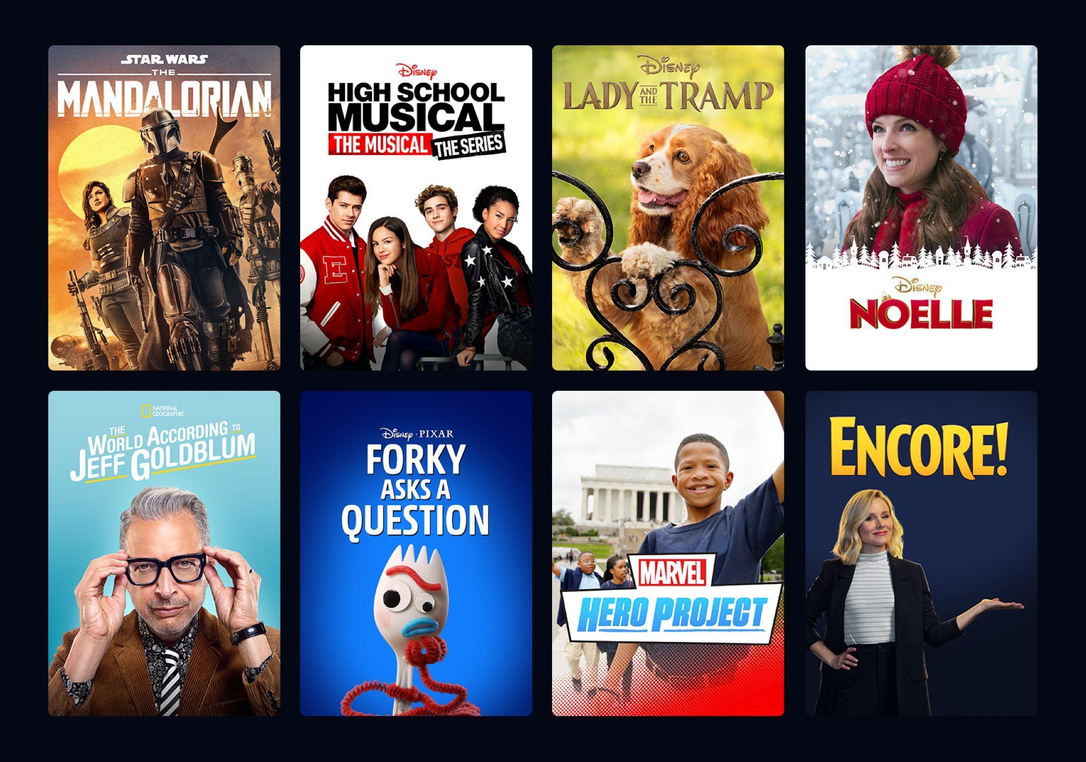 Disney stream all of disney marvel pixar star wars