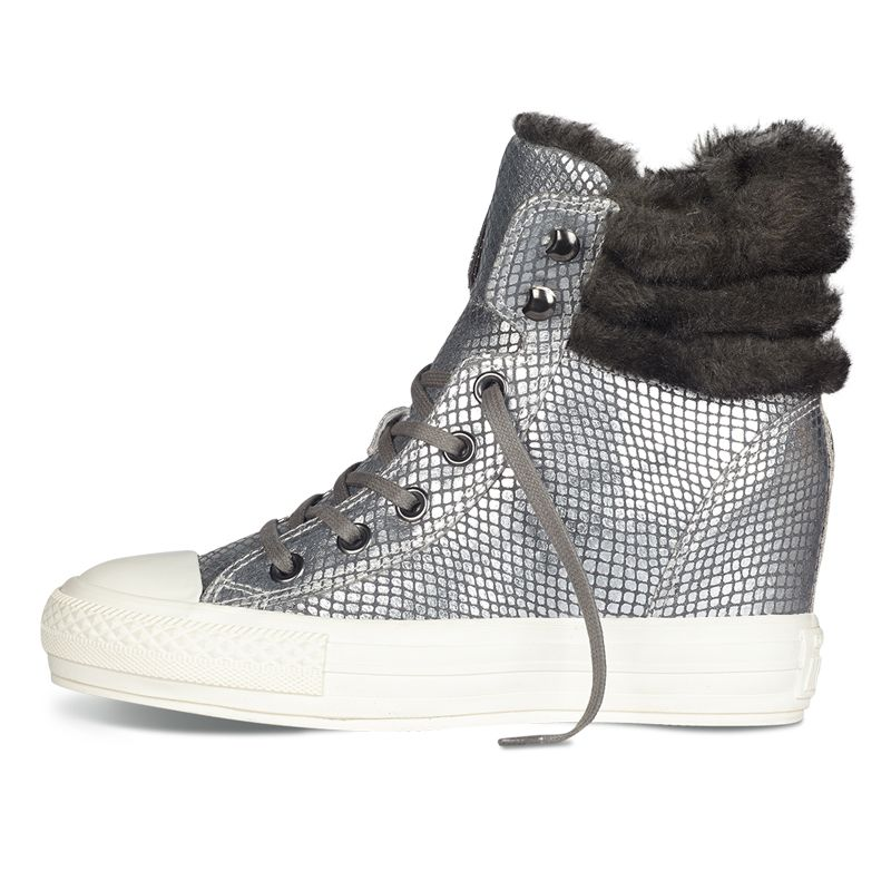 ea07a0a6e7f2  converse CONVERSE genuine winter women s shoes increased within the high-top  shoes 545013C 545014C