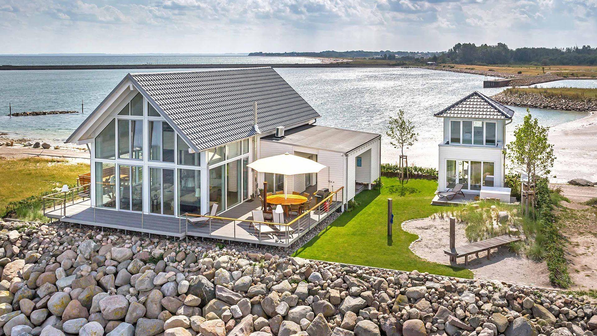 Ein Landhaus der Superlative mit eigenem Strandzugang und