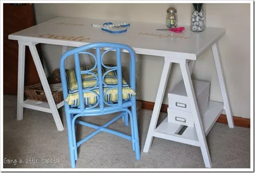 repurposed table ideas Repurposed, Repurposed items, Desk
