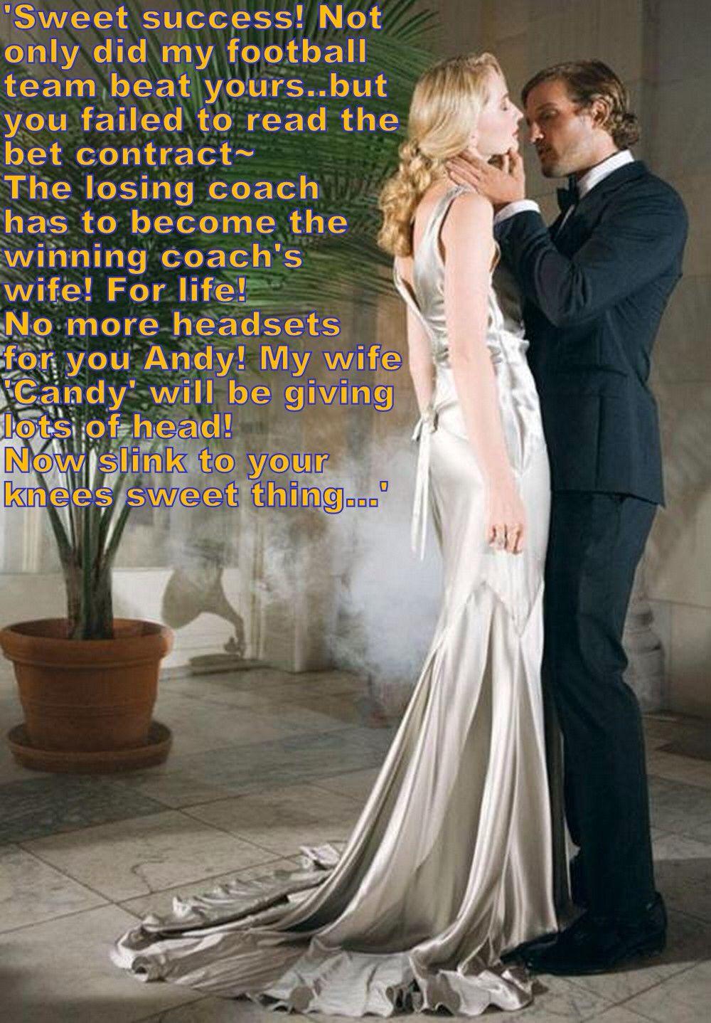 Coaches Prize Tg Caption Stuff Wedding Wedding