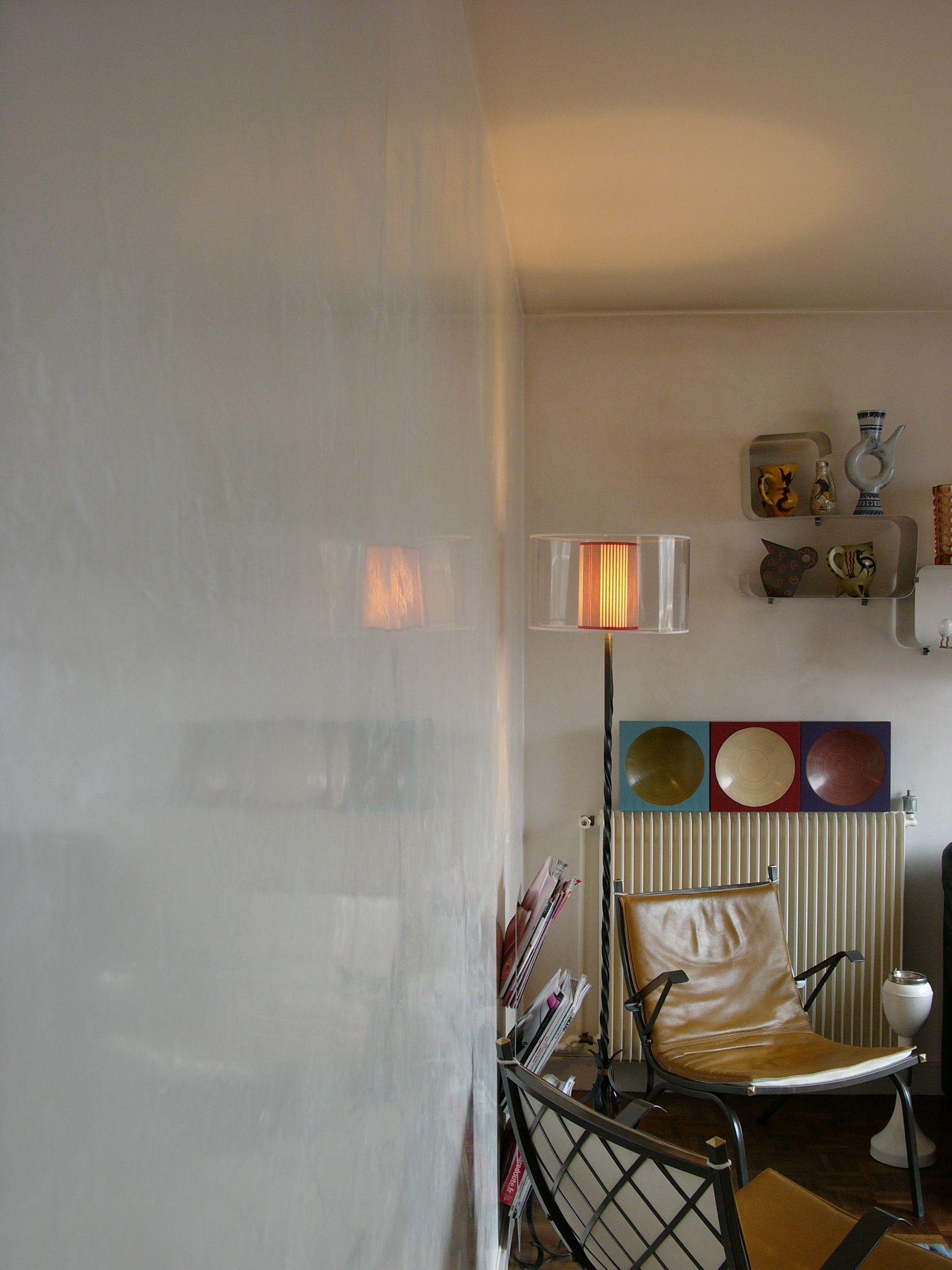 Stucco blanc nacré avec Anne Sarrazanas  https://www.facebook.com/zinzoline-peinture-d%C3%A9co-139089589494474/photos