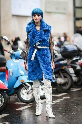Parigi fashion week 2017: in & out dallo street style delle sfilate