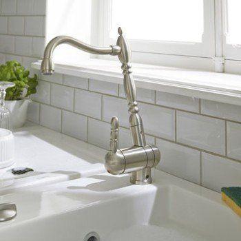 Faïence mur blanc, Métro authentique l75 x L15 cm Leroy Merlin - photo faience salle de bain