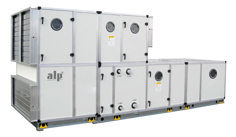 Alp Klima Santralleri  Alperen Mühendislik Ltd Şti   Mühendislik,  Endüstriyel, Faaliyetler