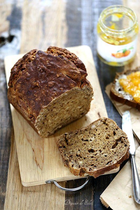 Pain noir pour les nuls recettes pain recette pain maison et recette pain - Machine a chips maison ...