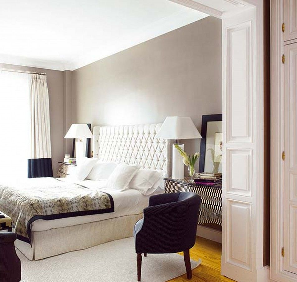 The Modern Bedroom Decor Ideas In Bright Colored Bedrooms