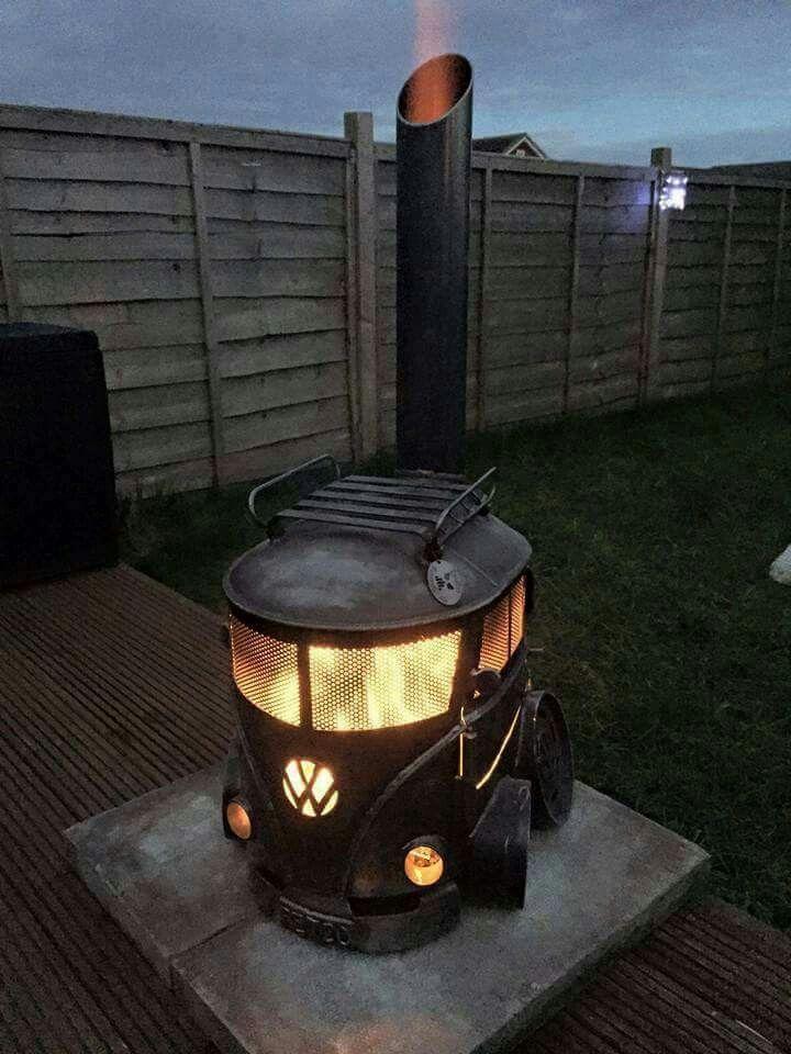 Cool Fire Pit Back Yard Ideas Pinterest Backyard
