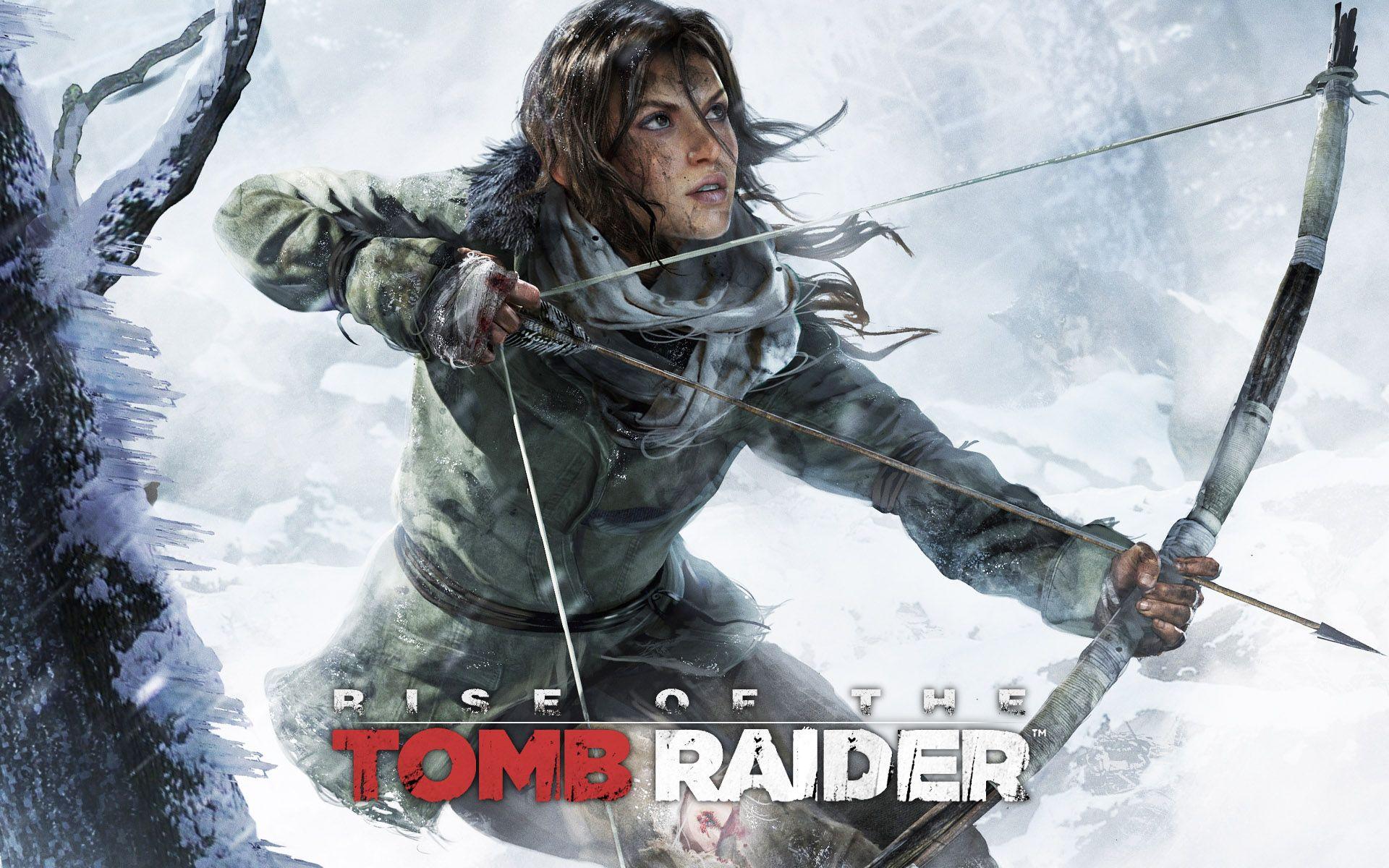 Rise Of The Tomb Raider Wallpaper Lara Croft Xbox 360 Xbox One Ps4