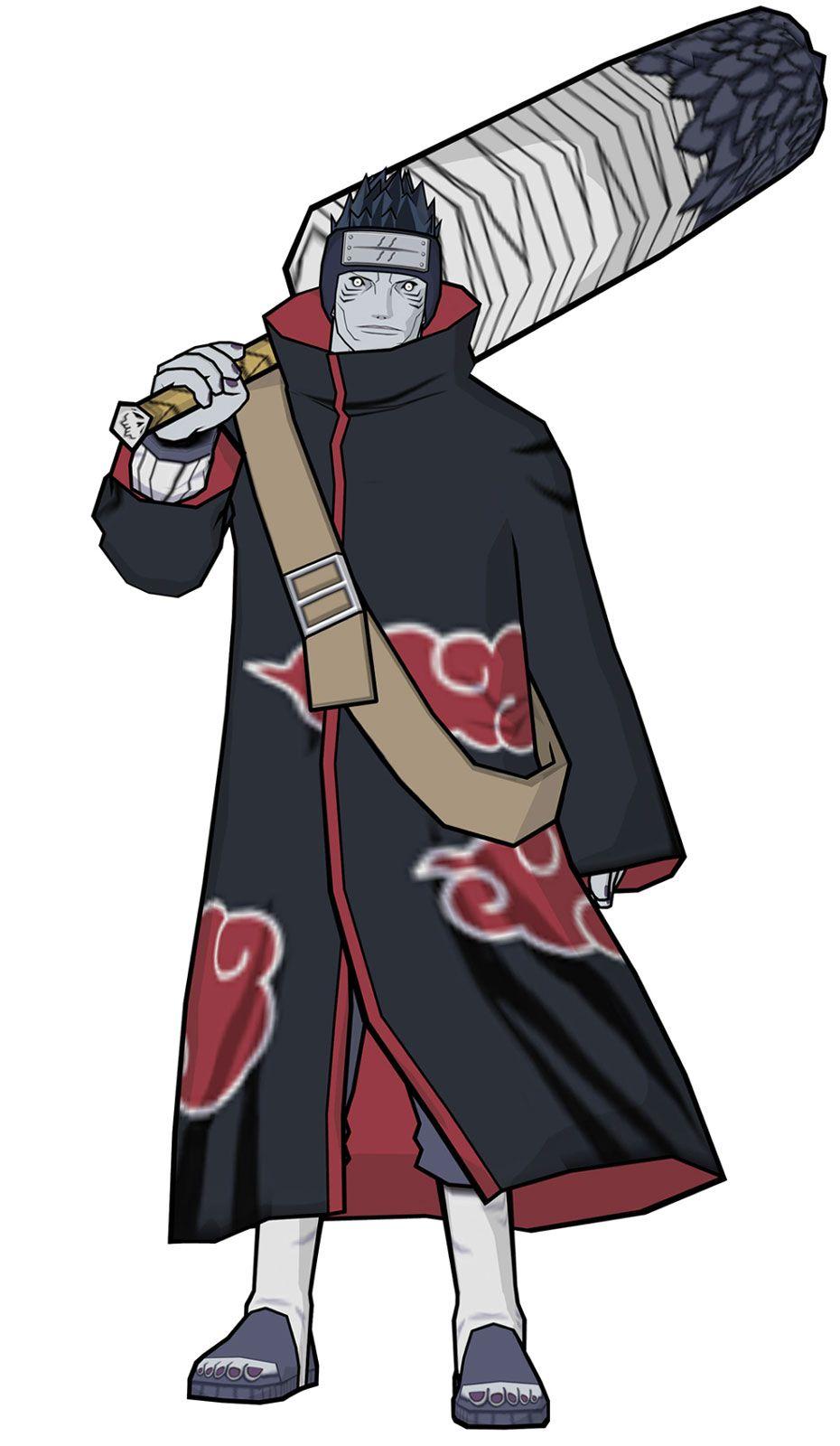 Kisame Hoshigaki Characters Art Naruto Shippuden Clash Of Ninja Revolution Iii Naruto Naruto Shippuden Akatsuki