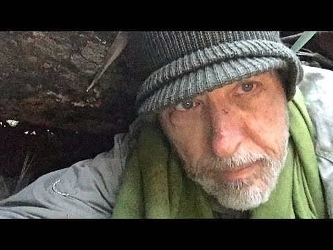 DIRT TIME #2 Debris Hut in a Swamp - YouTube