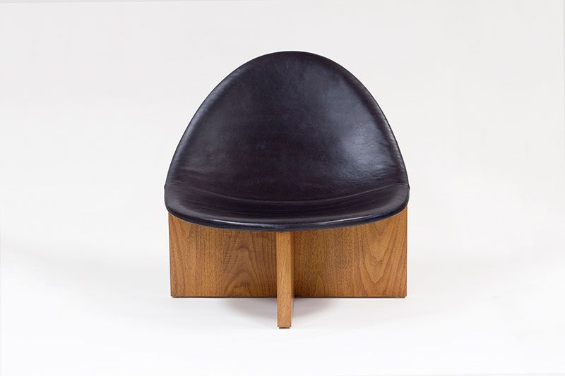 The Design Of The Nido Chair Was Inspired By An Egg In A Nest