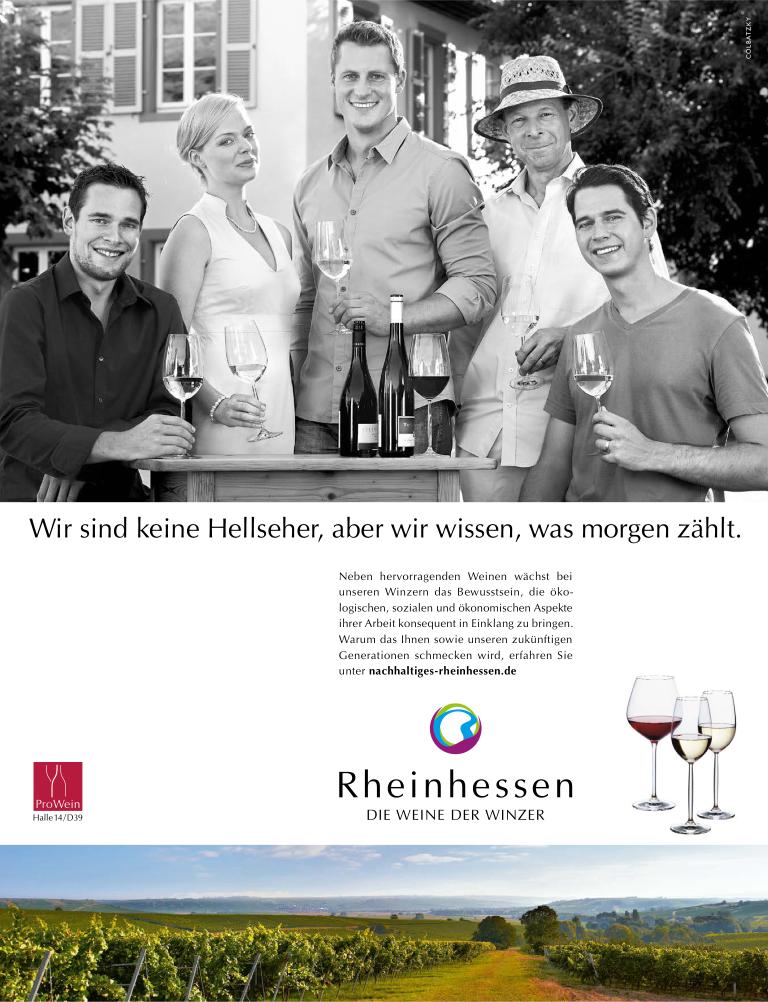 Rheinhessen Wein #wine #advertisement