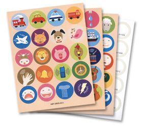 Paquet de vignettes AnyBook Reader 200H