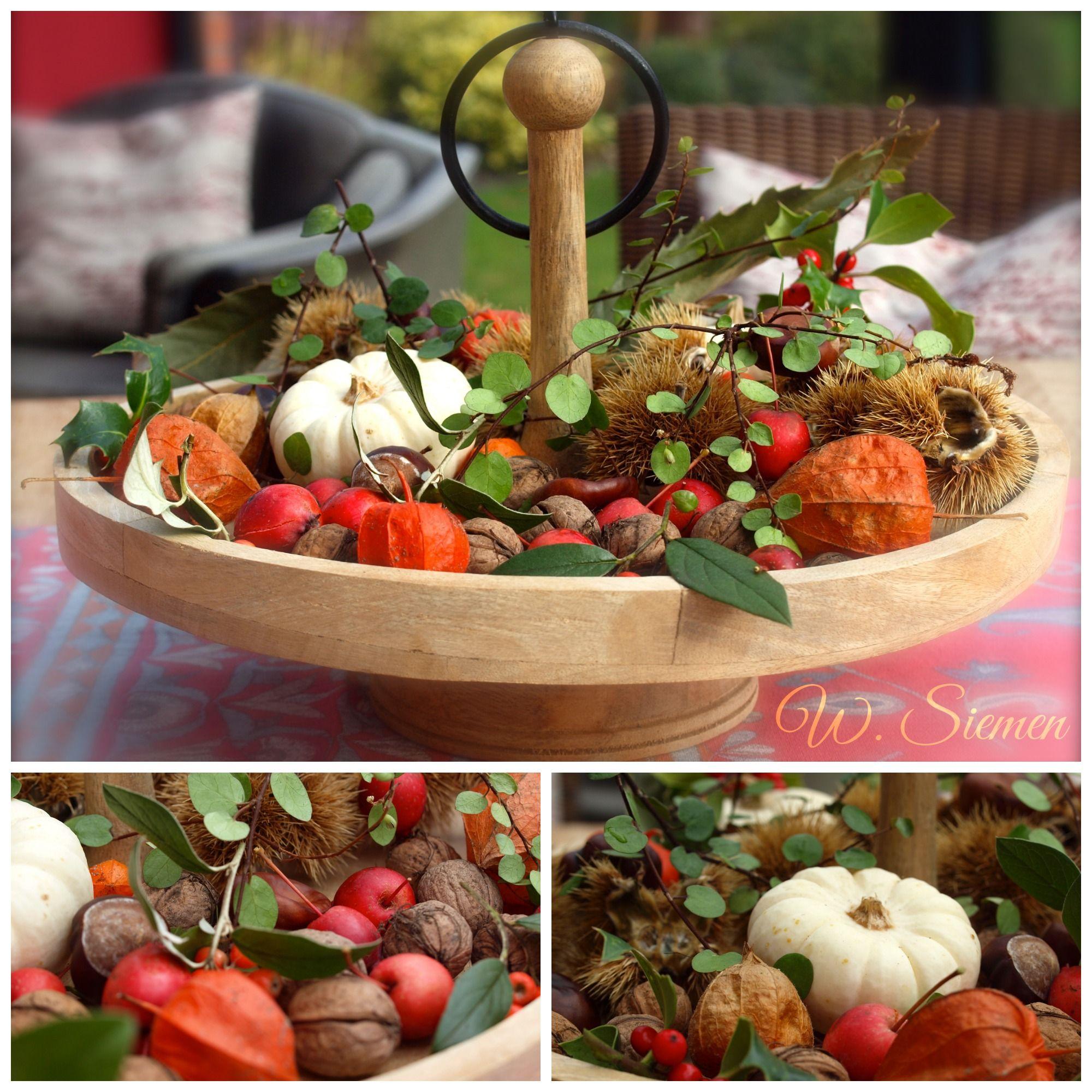 Wohnen Und Garten Foto: Http://foto.wohnen-und-garten.de/Herbstdeko--foto-user