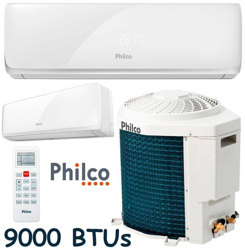 Ar Condicionado Split Philco 9000 Btus Pac9000tfm9 Frio 220v
