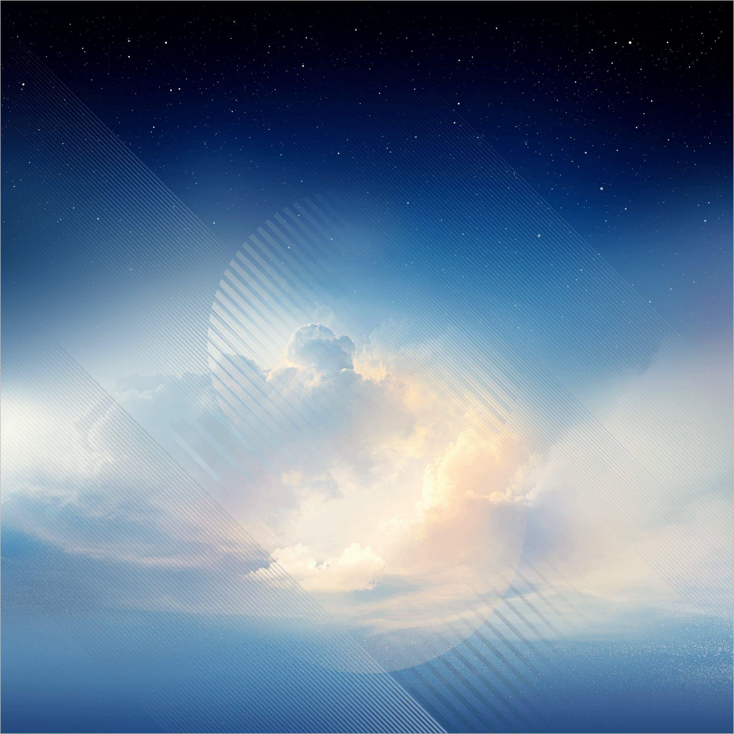 Note 8 Original Wallpaper 4k In 2020 Infinity Wallpaper Blue Sky Wallpaper Galaxy Note 8