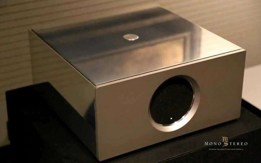 Ubiq Audio Hybrid integrated amplifier