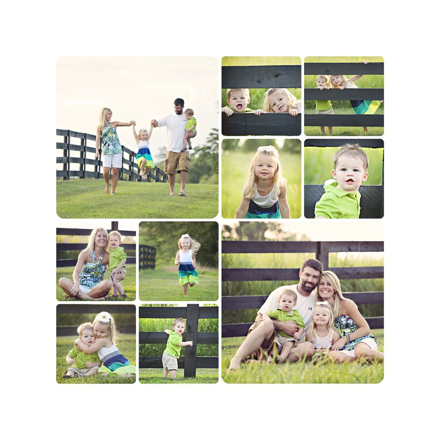 love these colors for a summer family session | Photography ...