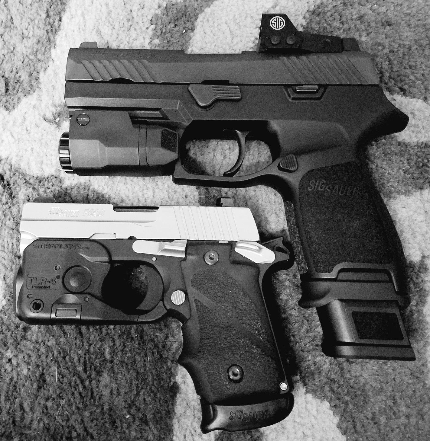 Sig p320 rx compact and sig p238 | Guns | Guns, Weapons
