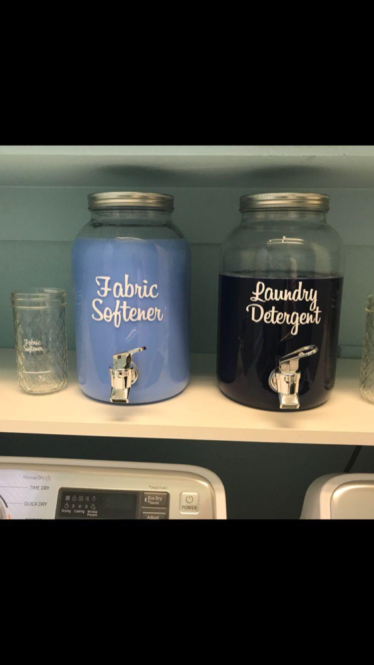 Laundry Room Storage Laundry Detergent Storage Fabric Softener