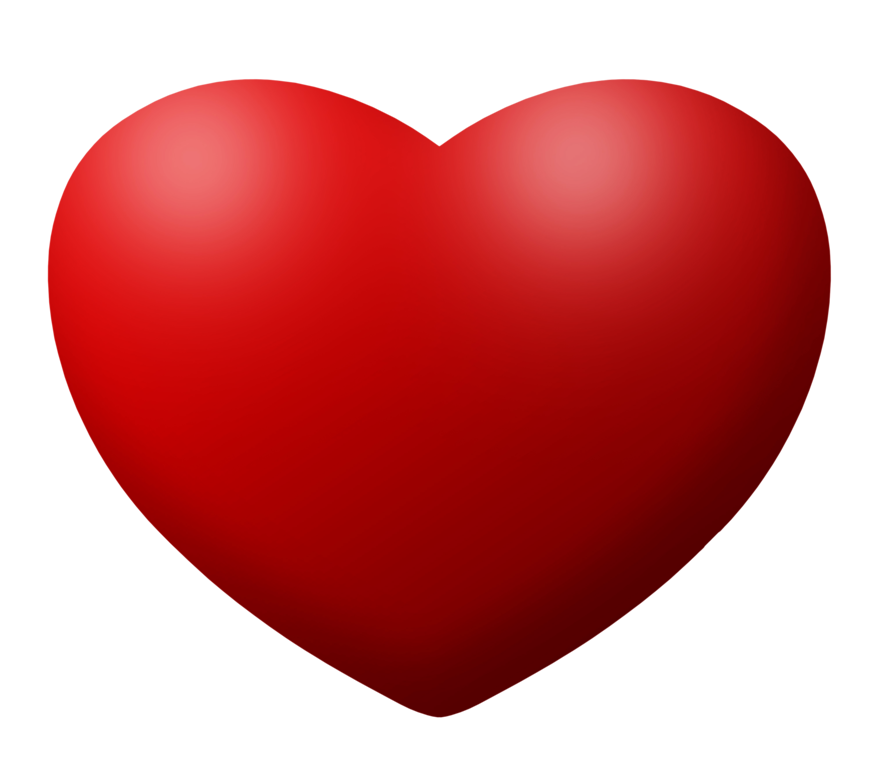 Red Heart PNG Image Love png, Heart clip art, Red heart
