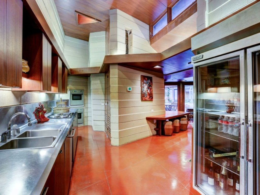 Image Result For FRANK LLOYD WRIGHT KITCHEN