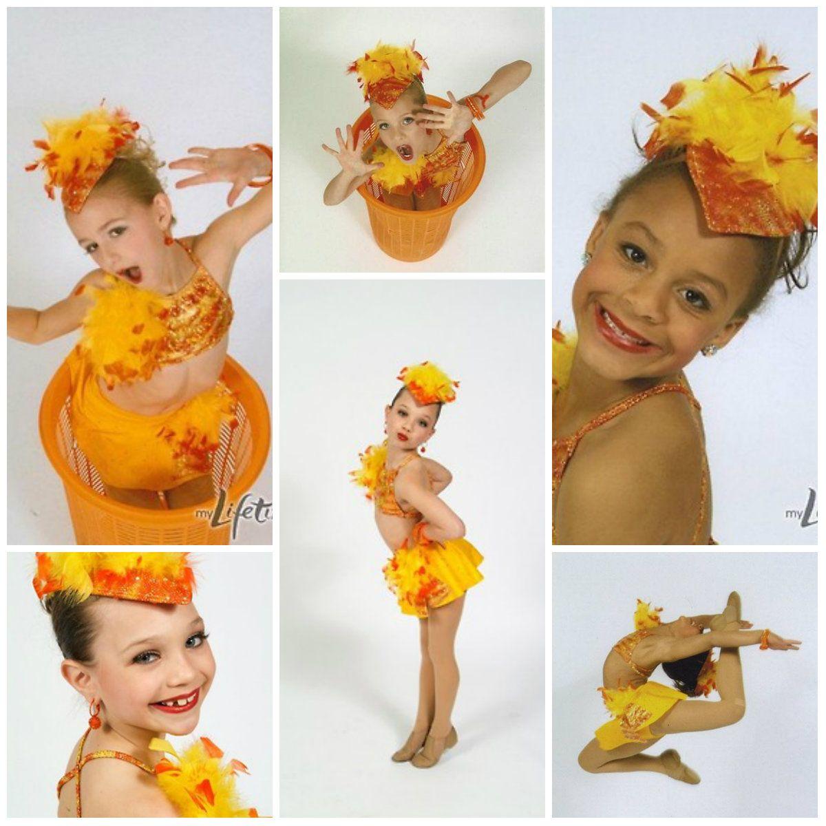 Our mini dancers
