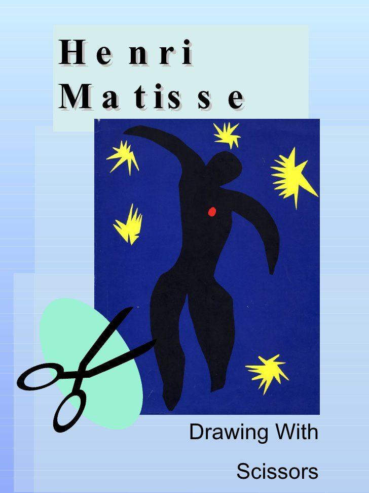 Power Point on Henri Matisse's cut outs http://www.pinterest.com/carminaart/henri-matisse-art-inspirations/