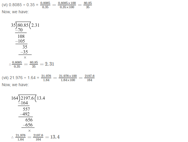 ml aggarwal maths for class 7 solutions