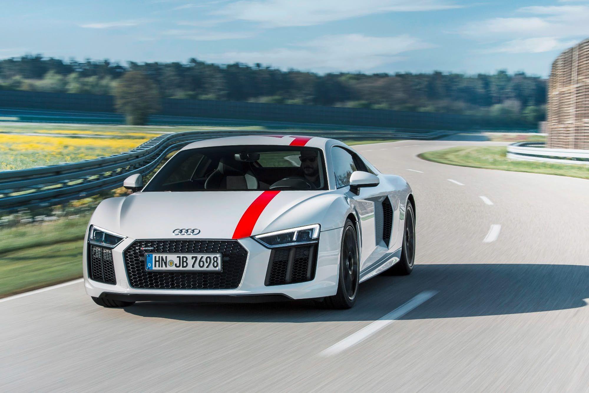 Audi Creates Limited Run R8 V10 Rws For Controlled Drifters Audi R8 V10 Audi Rear Wheel Drive