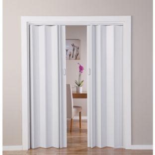 Buy White Oak Effect Folding Double Door at Argos.co.uk - Your ...