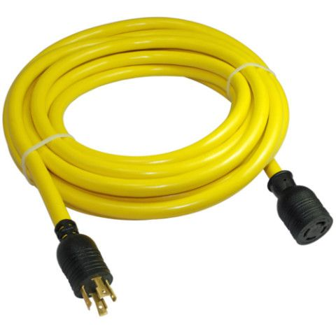 Conntek 20621 Nema L15 30 3 Phase Industrial Extension Cords Extension Cord Cord Electrical Shop